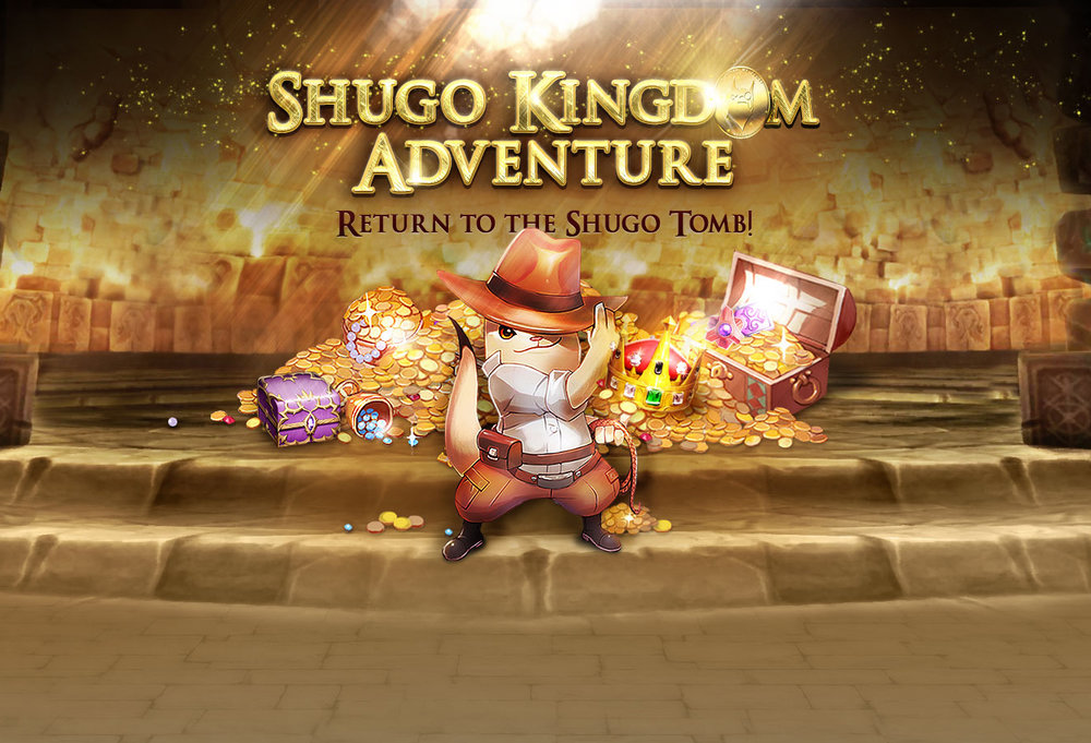 Shugo Kingdom Adventure!