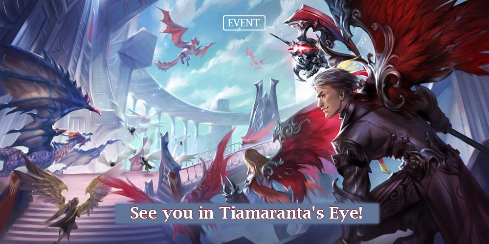 "Game event ""See You in Tiamaranta's Eye!"""