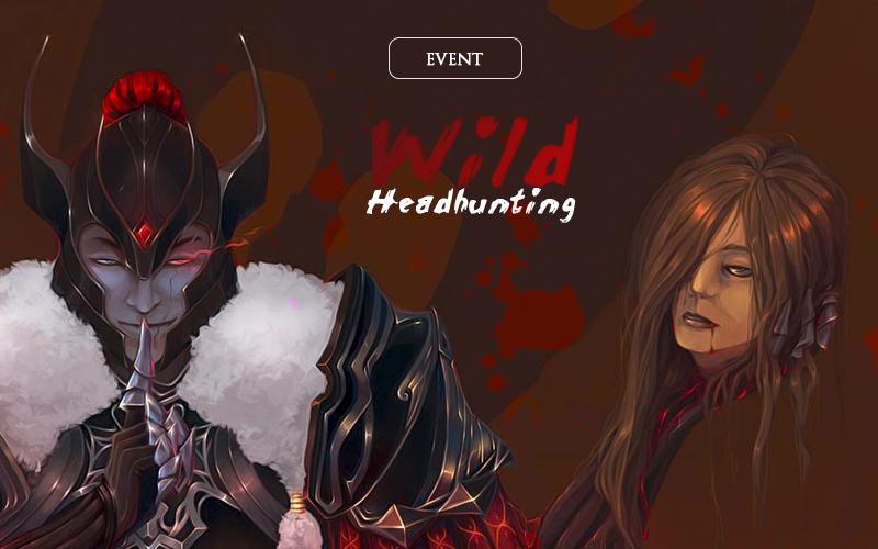 Wild Headhunting!