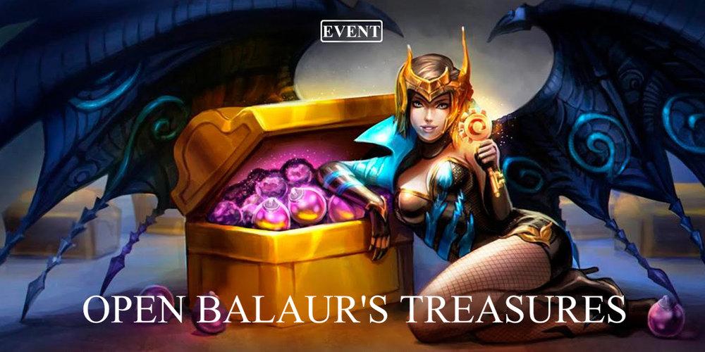 Balaur's Treasure!